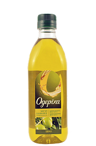 """Oderikha"" unrefined olive oil, highest quality, Extra Virgin"